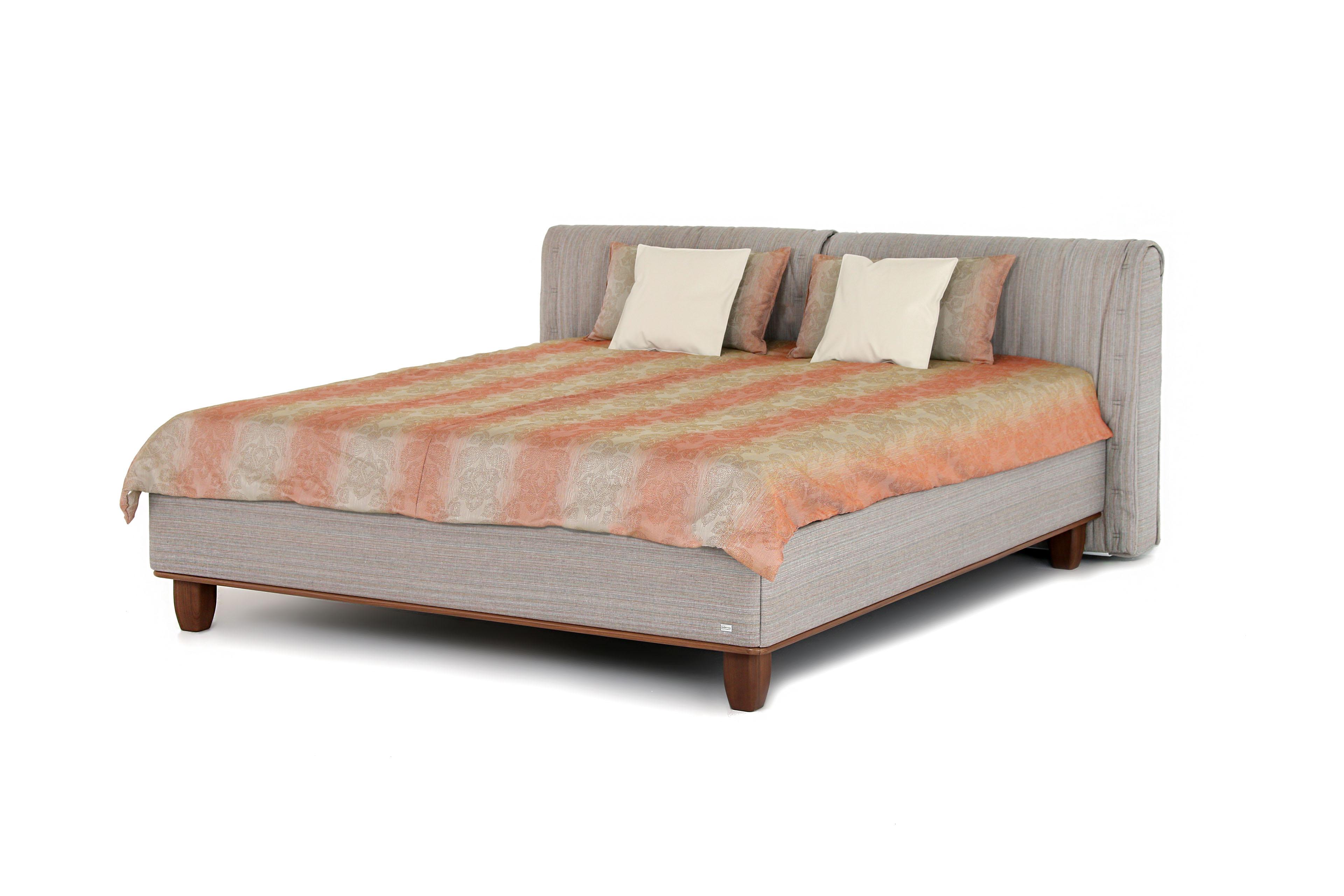 ruf fulari boxspringbett in grau m bel letz ihr online. Black Bedroom Furniture Sets. Home Design Ideas