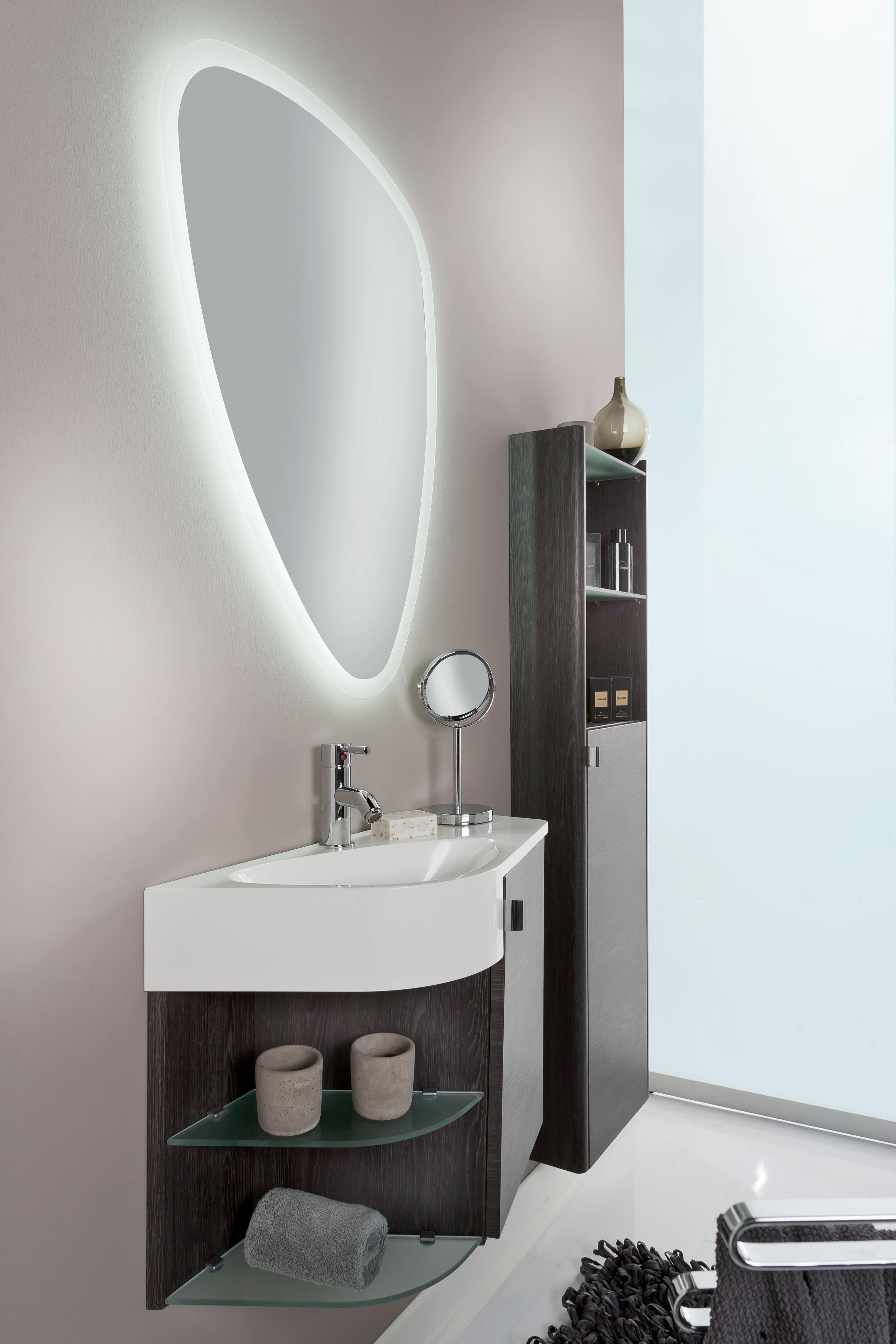 badezimmer sun robinie dunkel von marlin m bel letz ihr online shop. Black Bedroom Furniture Sets. Home Design Ideas