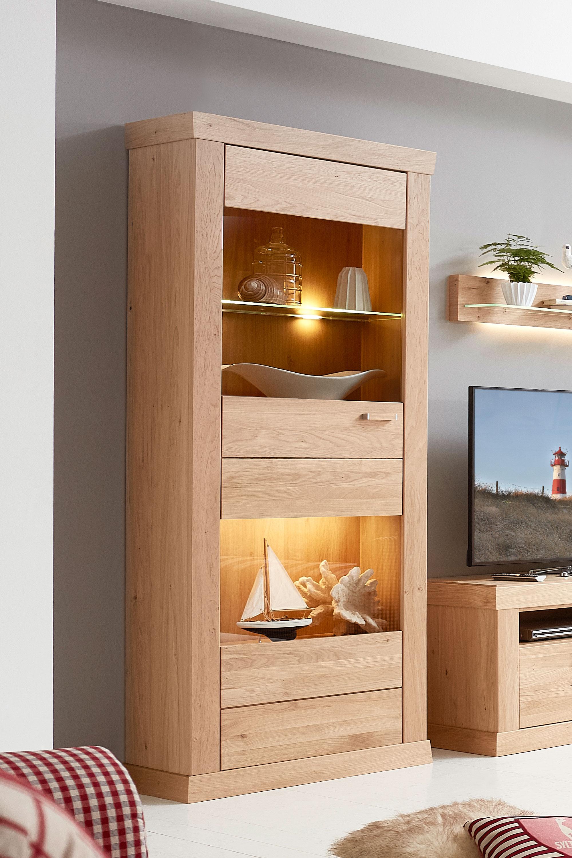 wohnwand sylt k006 asteiche von schr der wohnm bel m bel letz ihr online shop. Black Bedroom Furniture Sets. Home Design Ideas