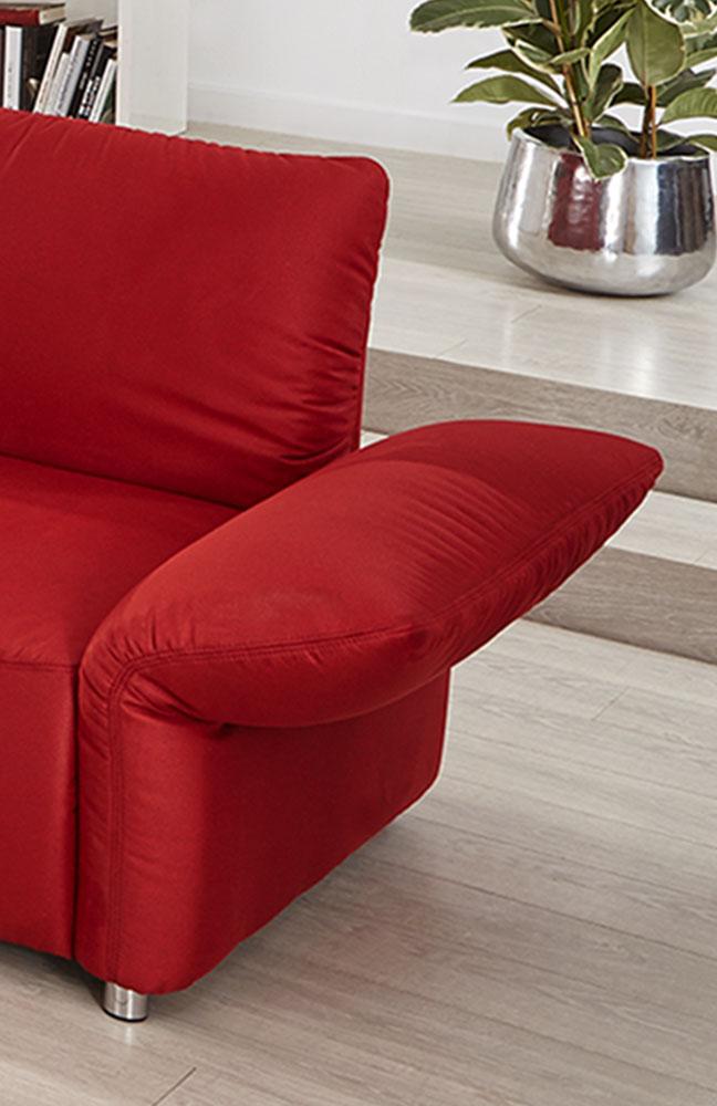 poco alexa polstergarnitur rot m bel letz ihr online shop. Black Bedroom Furniture Sets. Home Design Ideas