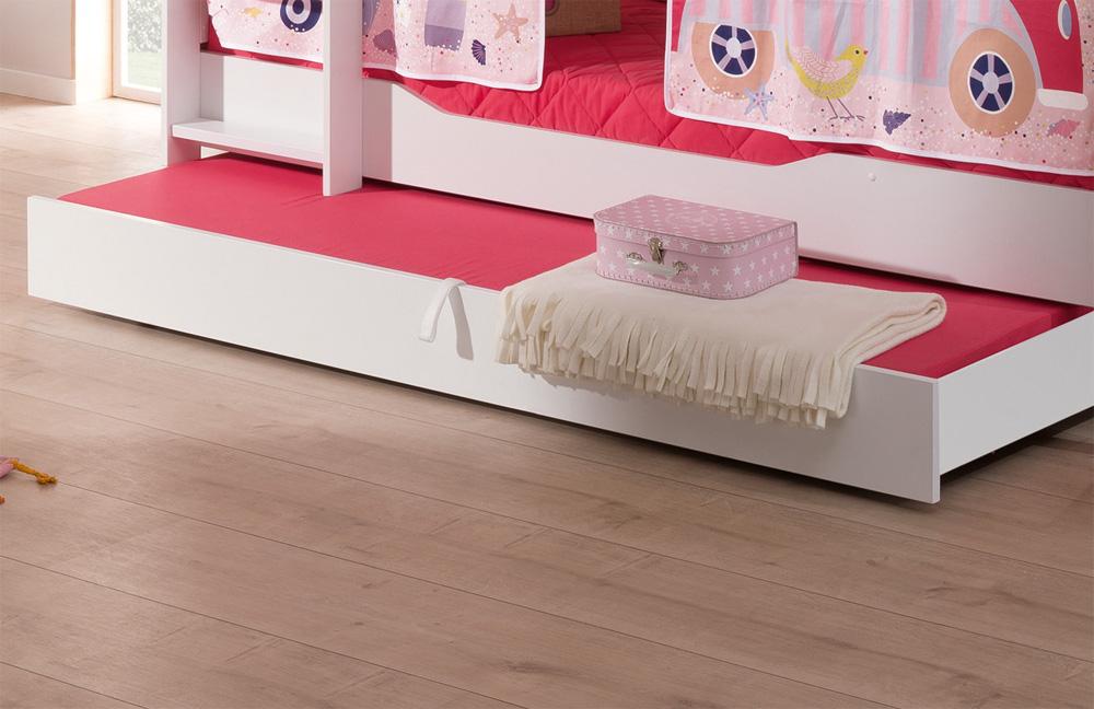 paidi etagenbett ylvie kreidewei m bel letz ihr online shop. Black Bedroom Furniture Sets. Home Design Ideas