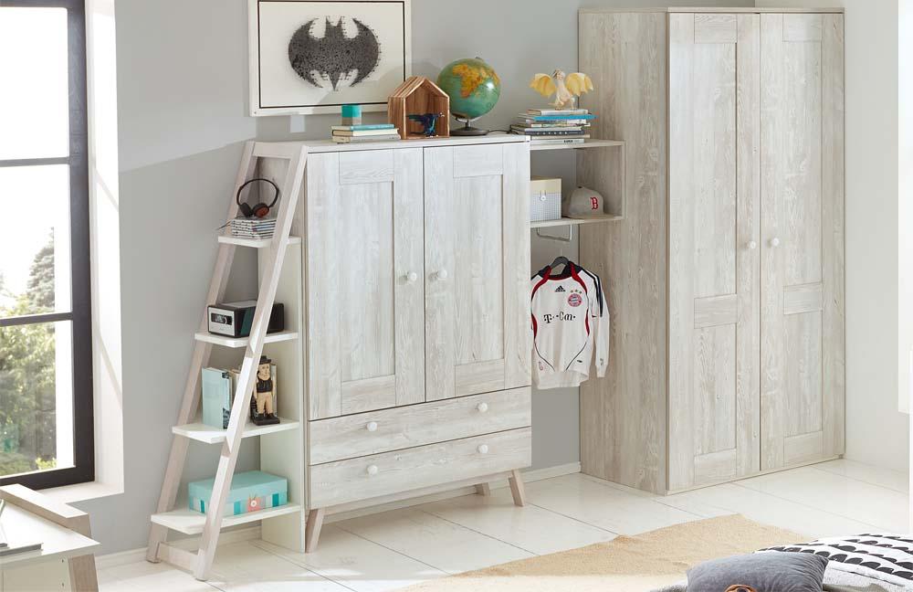 r hr bush kinderzimmer cottage nordic pine m bel letz. Black Bedroom Furniture Sets. Home Design Ideas