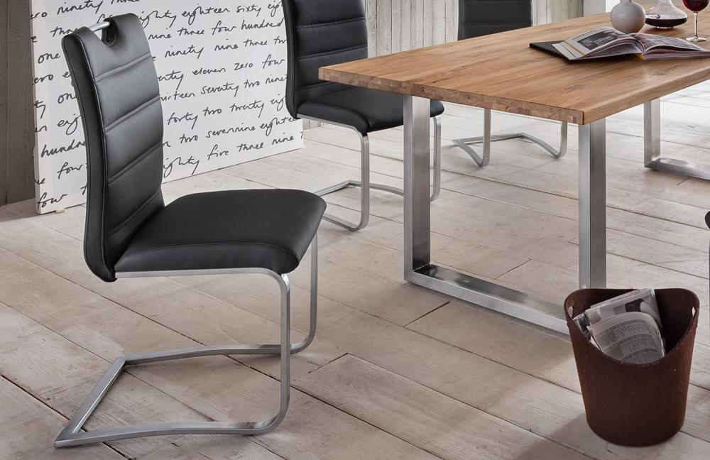 esstisch brooklyn wildeiche natur u gestell m bel letz ihr online shop. Black Bedroom Furniture Sets. Home Design Ideas