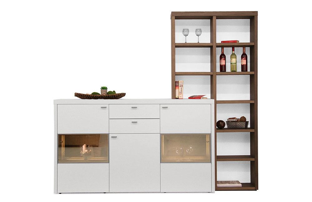 highboard cecado mit von w stmann designm bel m bel letz ihr online shop. Black Bedroom Furniture Sets. Home Design Ideas