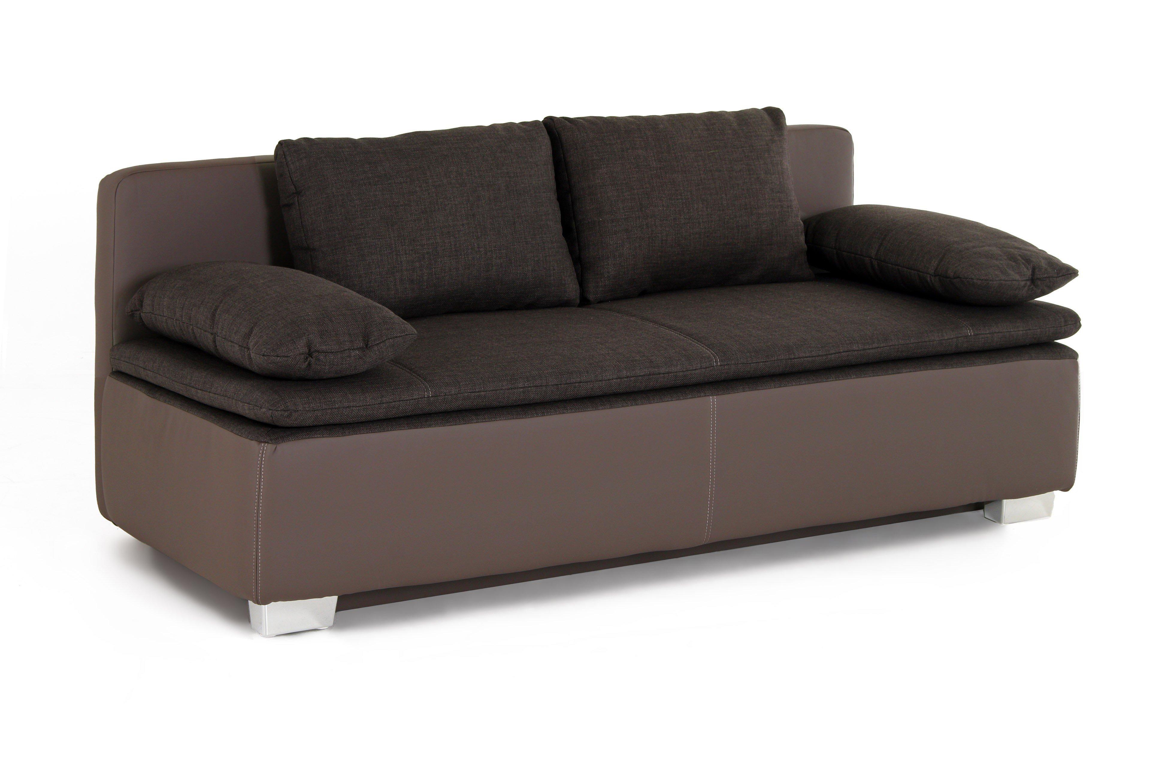 kollektion letz bea schlafsofa braun m bel letz ihr online shop. Black Bedroom Furniture Sets. Home Design Ideas