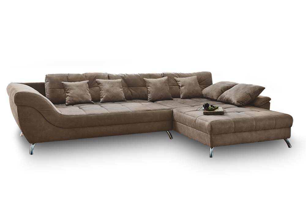kollektion letz ecksofa j ran in braun m bel letz ihr online shop. Black Bedroom Furniture Sets. Home Design Ideas