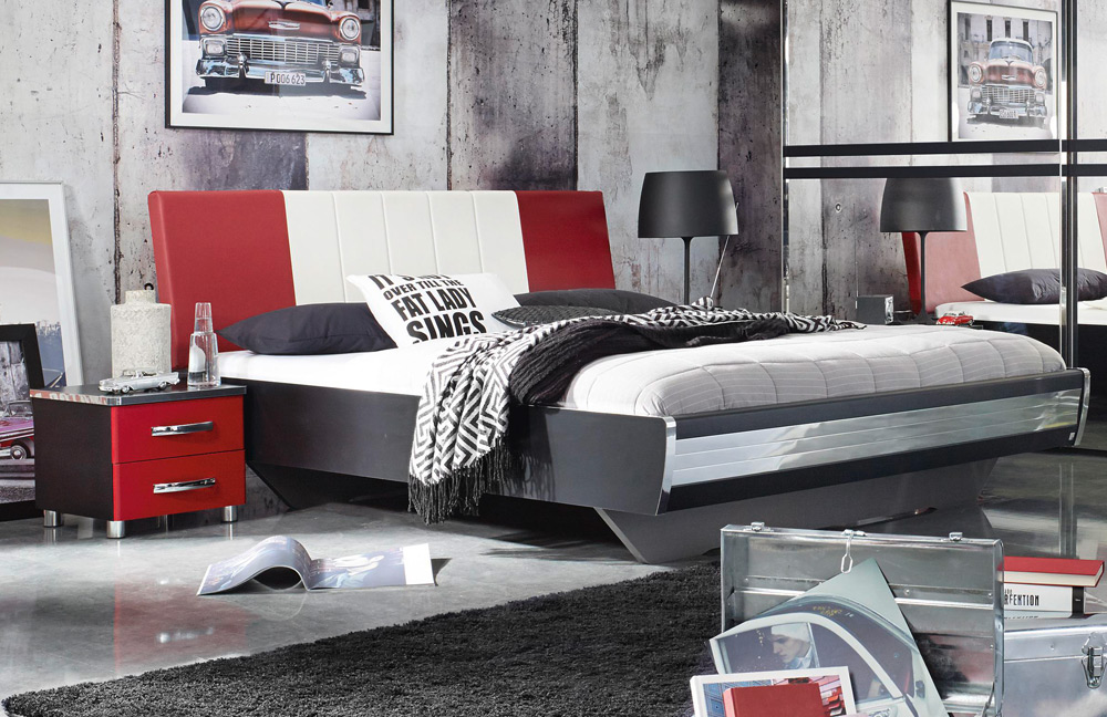 20170207143530 Schlafzimmer Rot Schwarz ~ Easinext.com