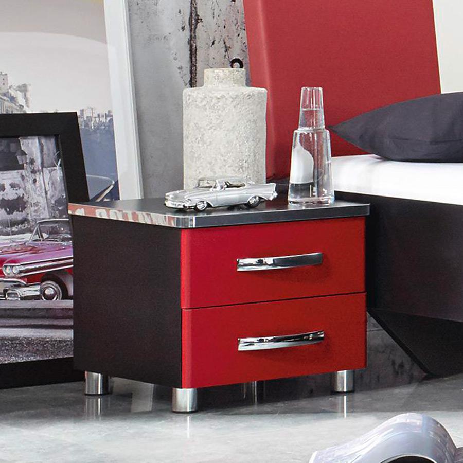 schlafzimmer schwarz rot ~ Übersicht traum schlafzimmer, Schlafzimmer entwurf