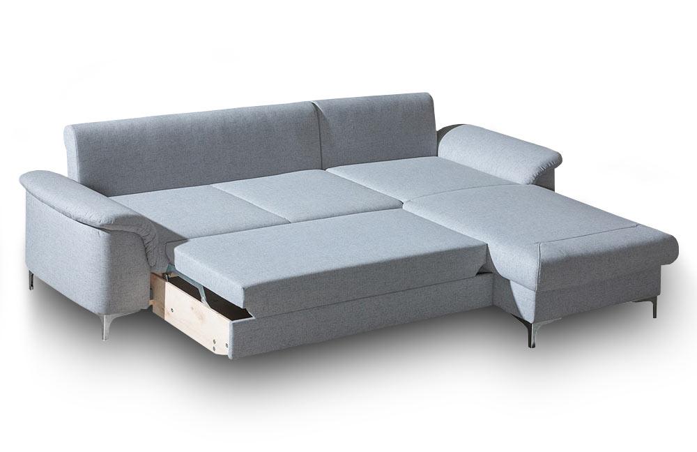 restyl schlafsofa britney in hellgrau m bel letz ihr. Black Bedroom Furniture Sets. Home Design Ideas