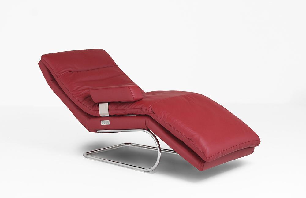 willi schillig 10444 jack relaxliege rot m bel letz. Black Bedroom Furniture Sets. Home Design Ideas