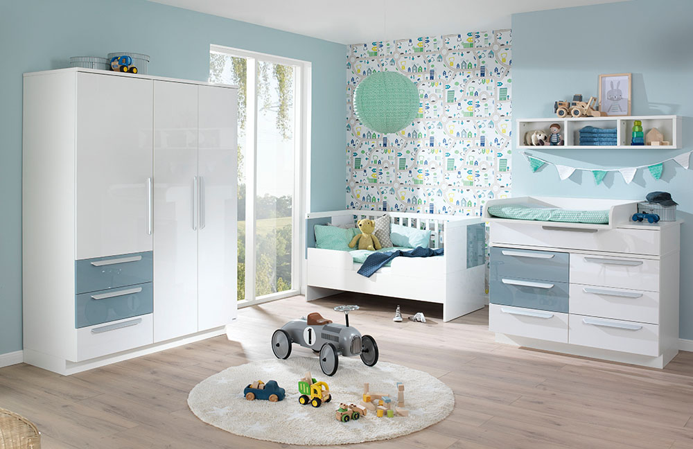 wellem bel milla babyzimmer wei pacific blau m bel letz ihr online shop. Black Bedroom Furniture Sets. Home Design Ideas