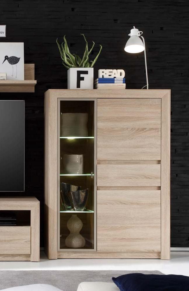 wohnwand sevilla 1415 967 45 von trendteam m bel letz ihr online shop. Black Bedroom Furniture Sets. Home Design Ideas
