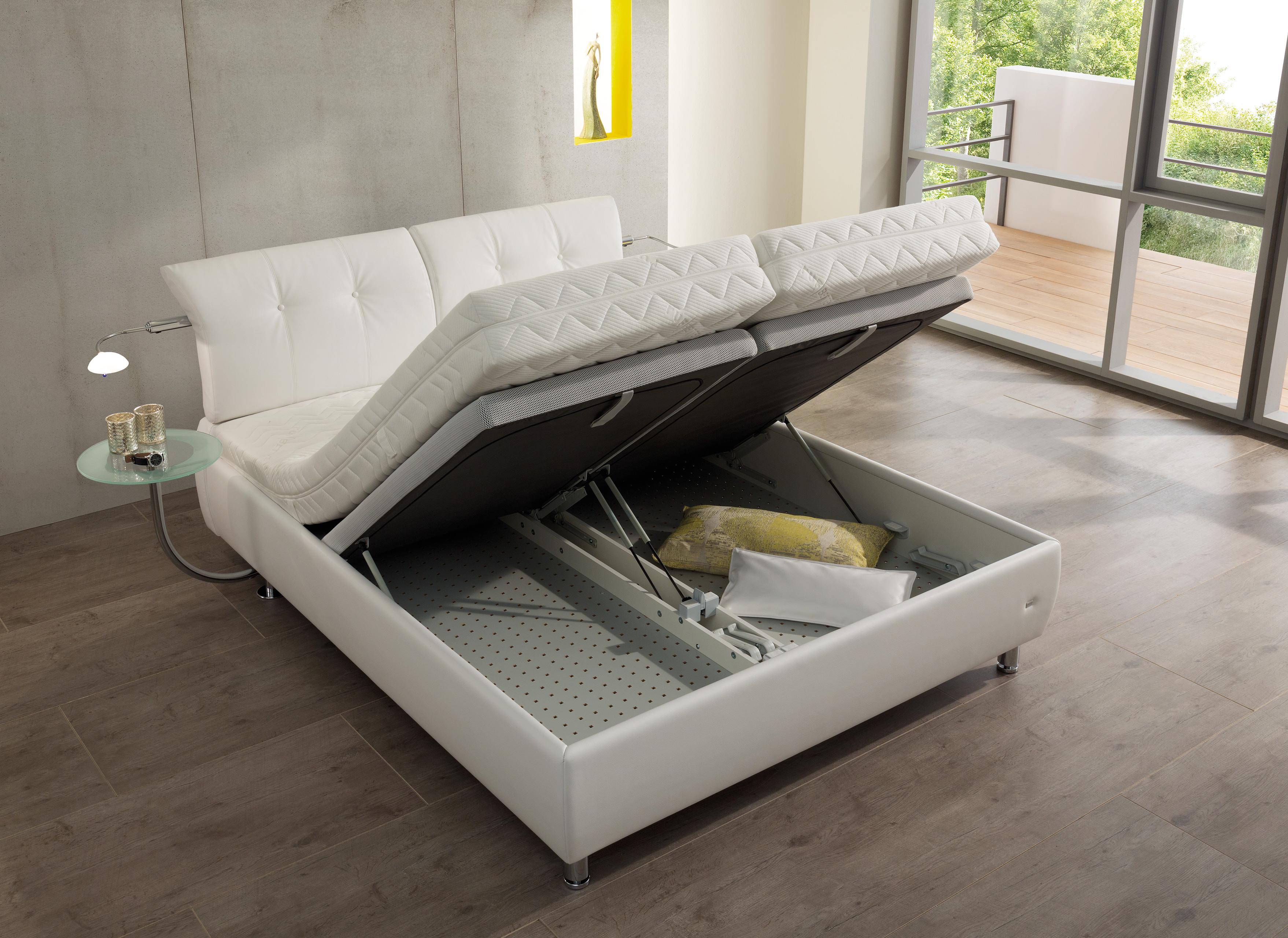 ruf polsterbett loftline kopfteilverstellung m bel letz ihr online shop. Black Bedroom Furniture Sets. Home Design Ideas