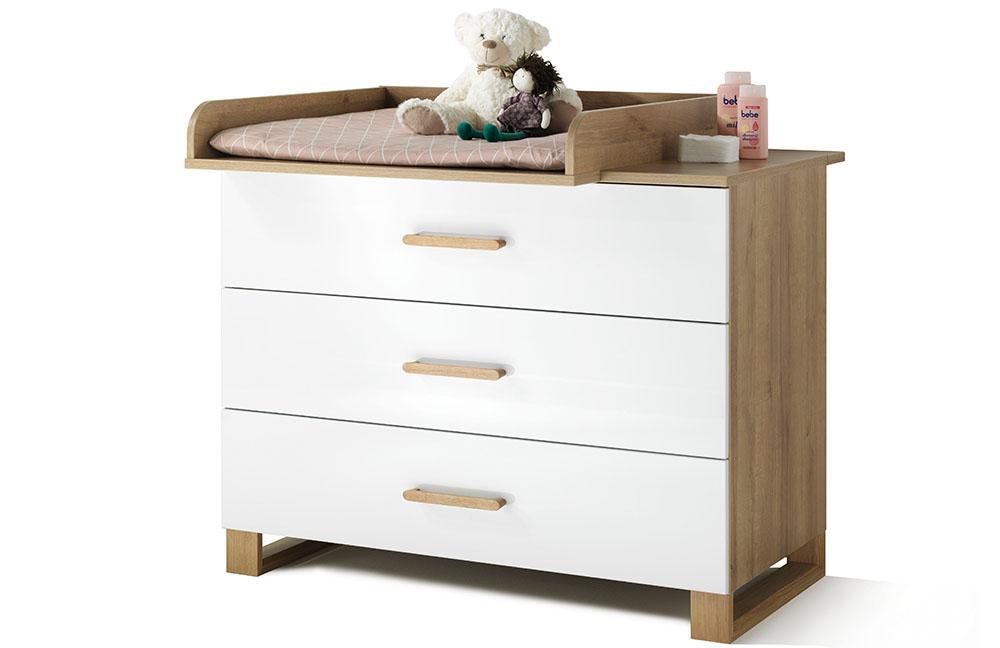 wellem bel benno babyzimmer wei eiche m bel letz ihr online shop. Black Bedroom Furniture Sets. Home Design Ideas
