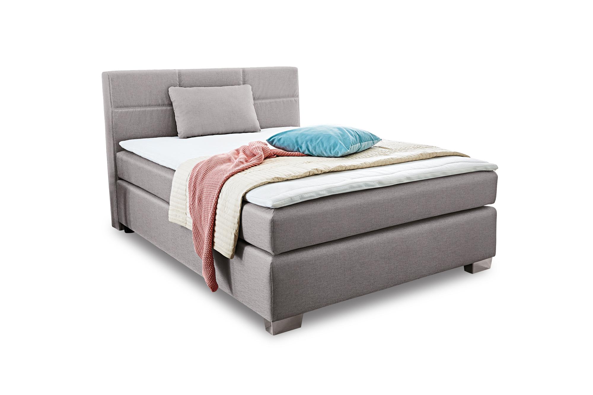 jockenh fer boxspringbett evita ruthie 140 x 200 cm m bel letz ihr online shop. Black Bedroom Furniture Sets. Home Design Ideas