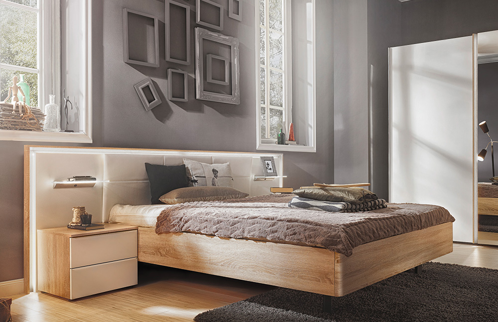 nolte m bel ipanema schlafzimmer eiche wei m bel letz ihr online shop. Black Bedroom Furniture Sets. Home Design Ideas
