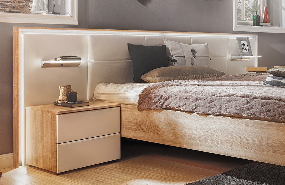 nolte m bel ipanema schlafzimmer eiche wei m bel letz ihr online shop. Black Bedroom Furniture Sets. Home Design Ideas