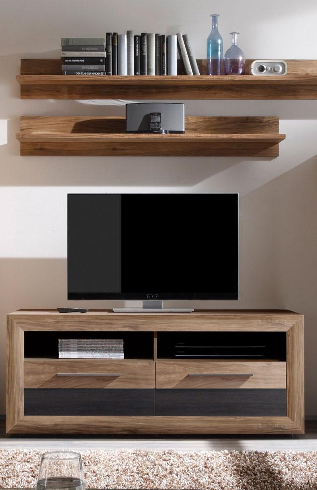 wohnwand nuss beste von zuhause design ideen. Black Bedroom Furniture Sets. Home Design Ideas