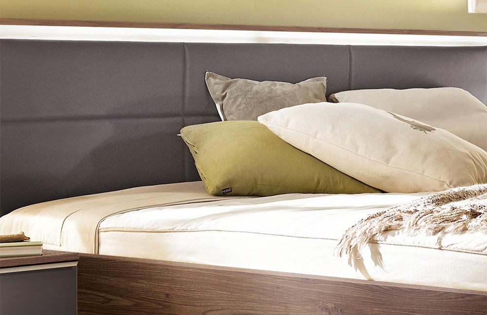 Nolte m bel ipanema schlafzimmer macadamia nussbaum graphit m bel letz ihr online shop - Schlafzimmer von nolte ...