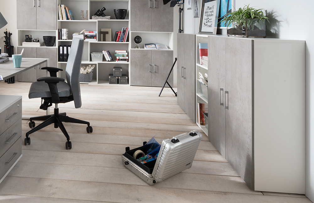 r hr b rom bel wei beton m bel letz. Black Bedroom Furniture Sets. Home Design Ideas