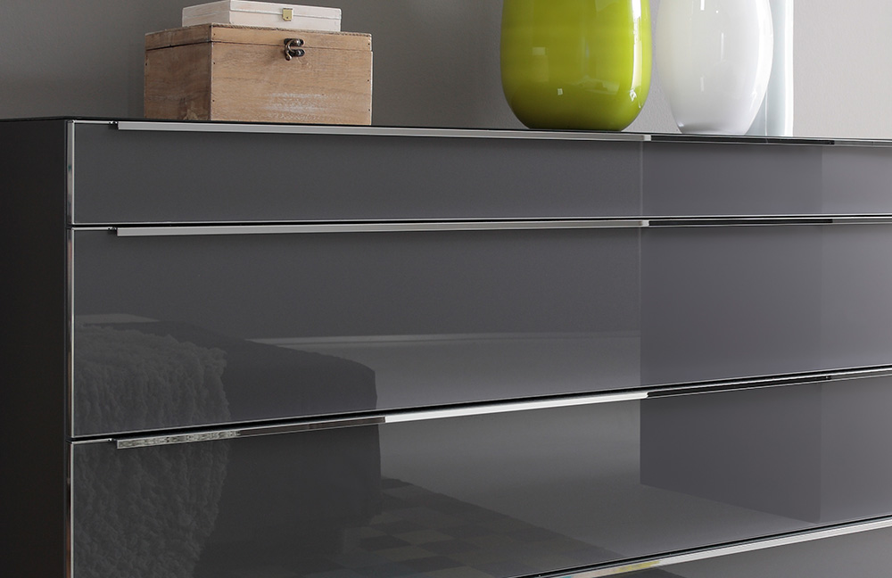nolte m bel alegro style kommode graphit m bel letz ihr online shop. Black Bedroom Furniture Sets. Home Design Ideas