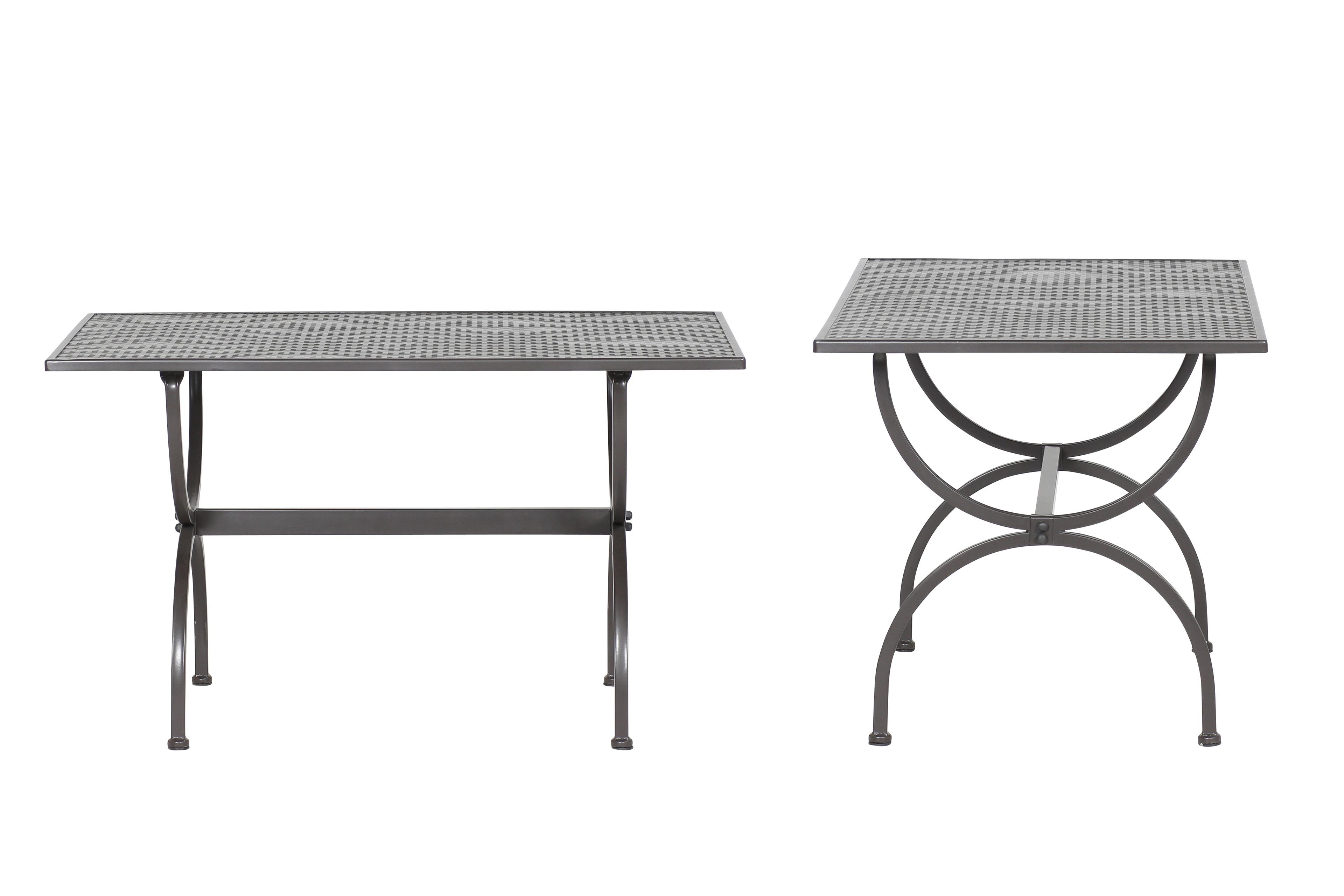 mbm gartenm bel set romeo aus schmiedeeisen m bel letz. Black Bedroom Furniture Sets. Home Design Ideas