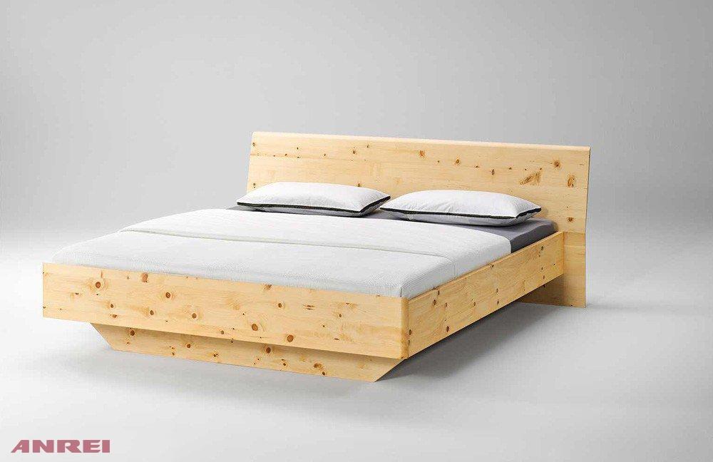 anrei tesso tes193 bett zirbenholz m bel letz ihr. Black Bedroom Furniture Sets. Home Design Ideas