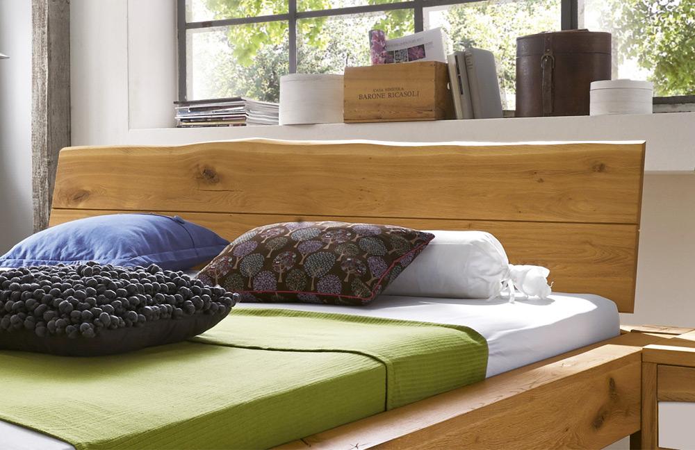 m h baumkante massivholz bett eiche m bel letz ihr online shop. Black Bedroom Furniture Sets. Home Design Ideas