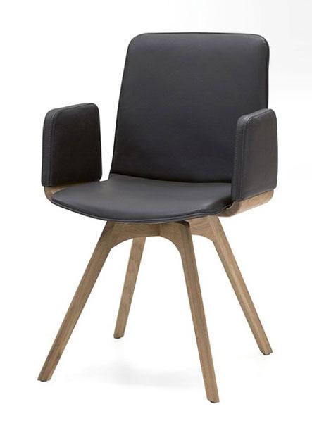 stuhl finja mit armlehnen von hartmann m bel letz ihr. Black Bedroom Furniture Sets. Home Design Ideas
