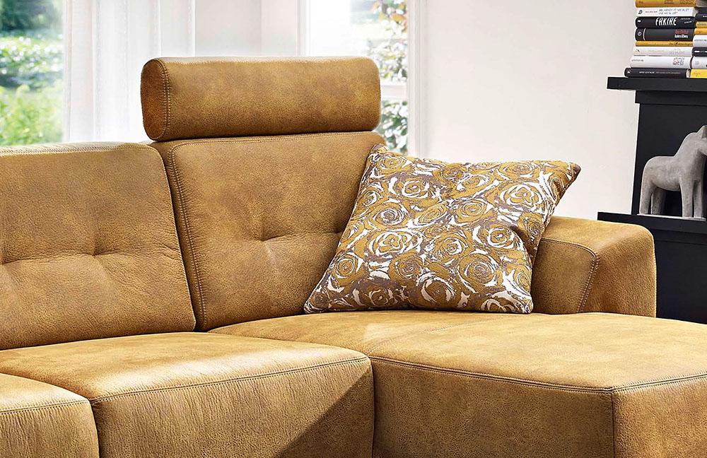 f s polsterm bel 259 dallas eckgarnitur gelb m bel letz ihr online shop. Black Bedroom Furniture Sets. Home Design Ideas