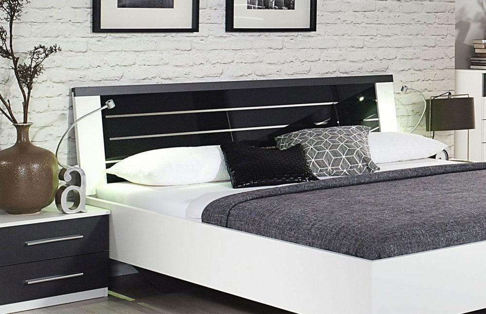 rauch nienburg schlafzimmer wei grau m bel letz ihr online shop. Black Bedroom Furniture Sets. Home Design Ideas