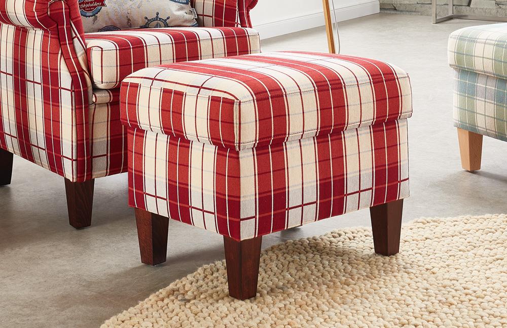 schr no h rnum sessel rot kariert m bel letz ihr. Black Bedroom Furniture Sets. Home Design Ideas