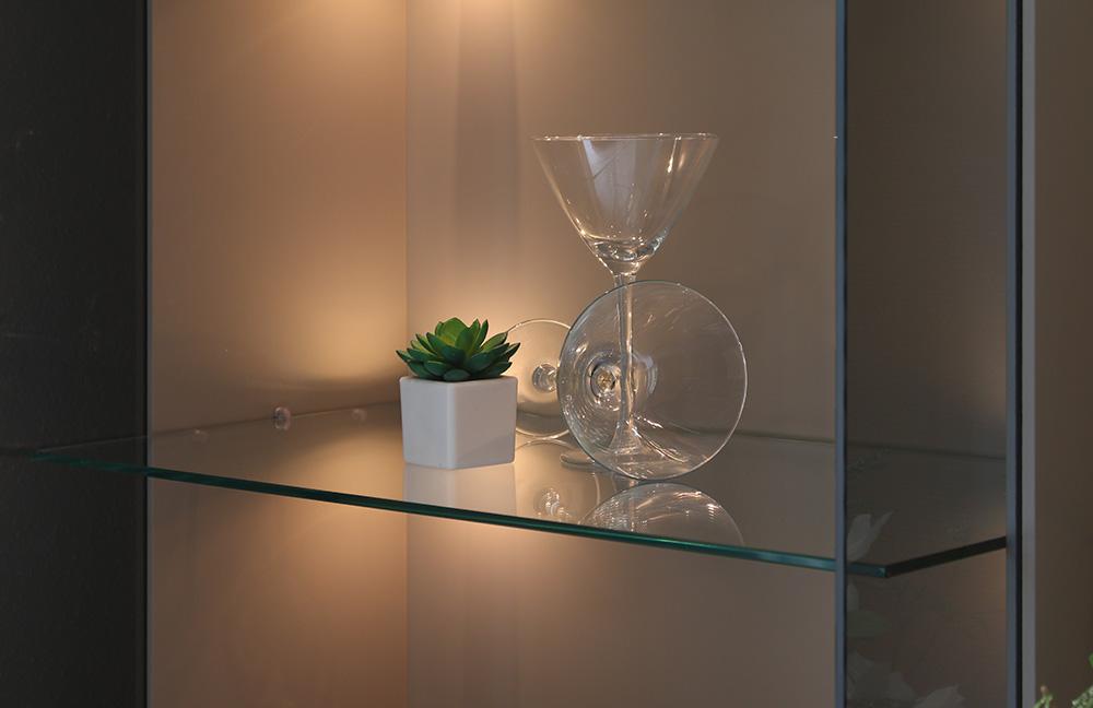 Wohnwand Nola NL13 von Gwinner International  Möbel Letz