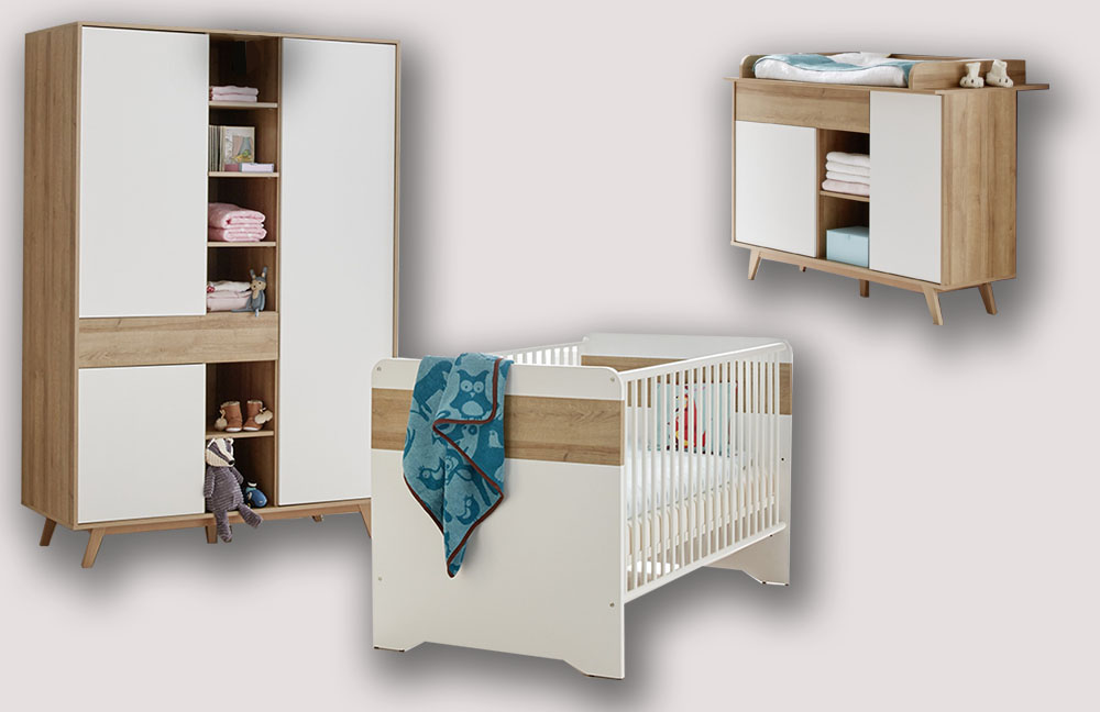 trendteam boston babyzimmer retro m bel letz ihr online shop. Black Bedroom Furniture Sets. Home Design Ideas