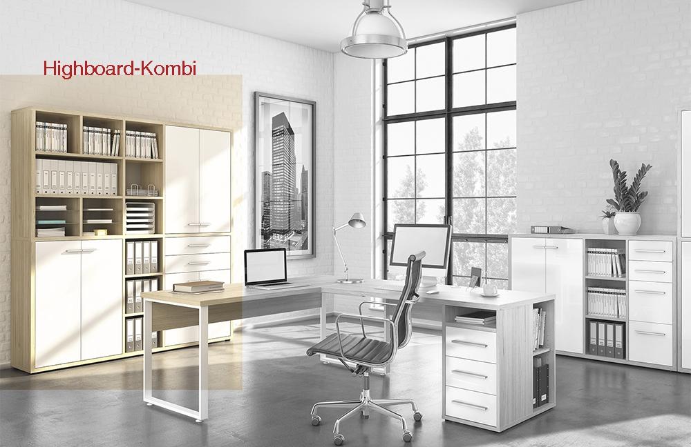 maja b rom bel set in eiche wei m bel letz ihr online shop. Black Bedroom Furniture Sets. Home Design Ideas
