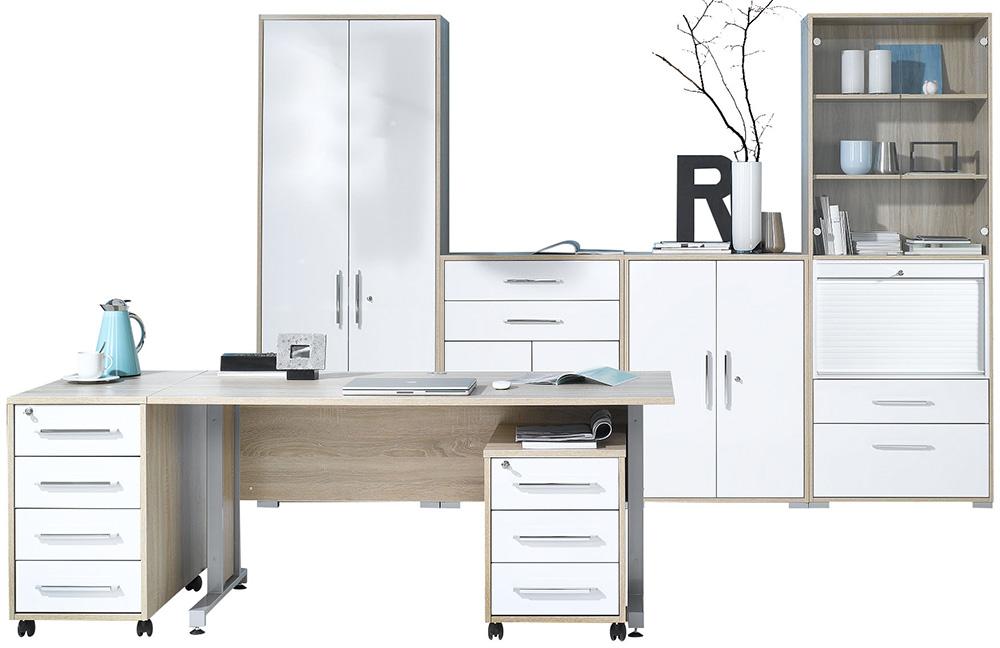 maja b rom bel system eiche wei m bel letz ihr online shop. Black Bedroom Furniture Sets. Home Design Ideas