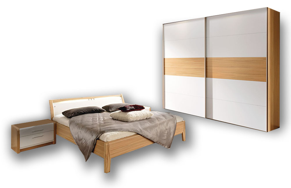 Nolte Delbruck Schlafzimmer La Vida: Schlafzimmer komplett la vida ...
