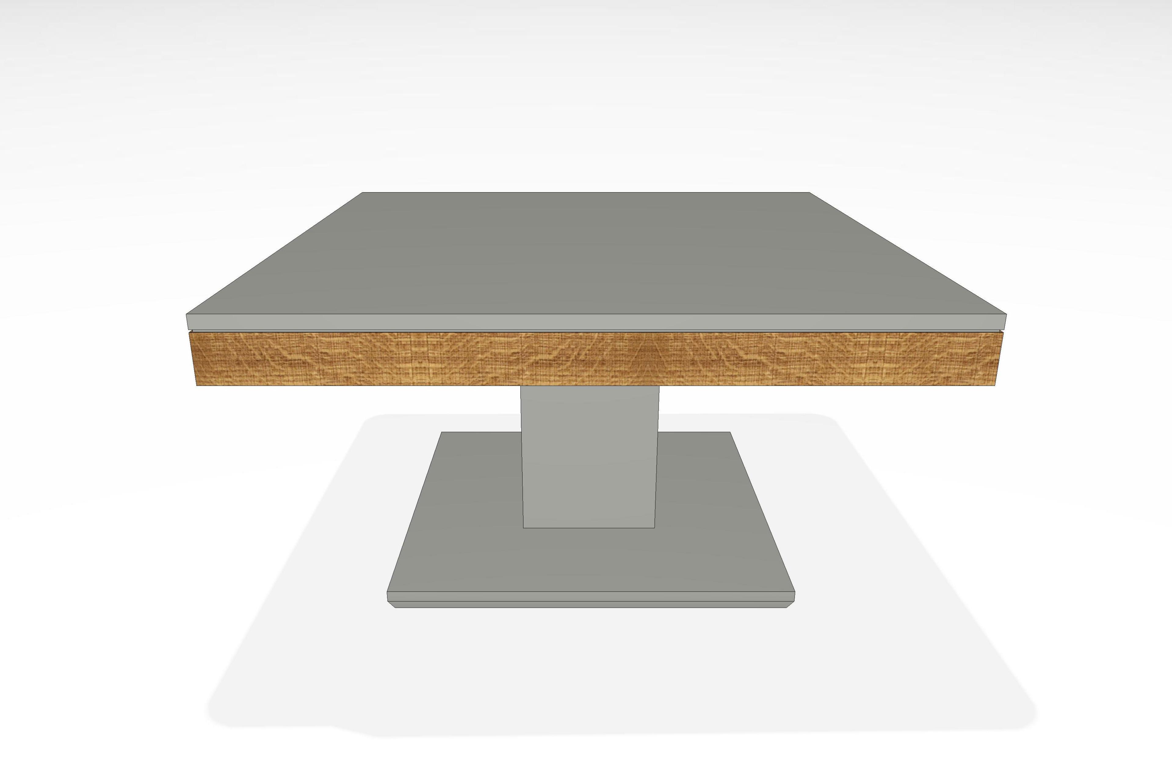 Couchtisch CTV85D von Gwinner Wohndesign  Möbel Letz