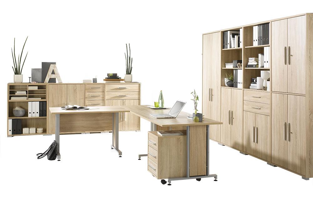 maja b rom bel system sonoma eiche m bel letz ihr. Black Bedroom Furniture Sets. Home Design Ideas