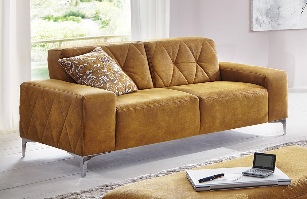 f s polsterm bel 264 vienna polstergarnitur gelb m bel. Black Bedroom Furniture Sets. Home Design Ideas