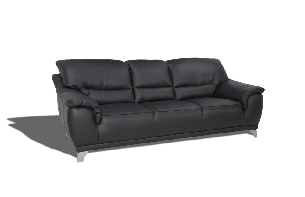 cotta dunja polstergruppe in schwarz m bel letz ihr online shop. Black Bedroom Furniture Sets. Home Design Ideas