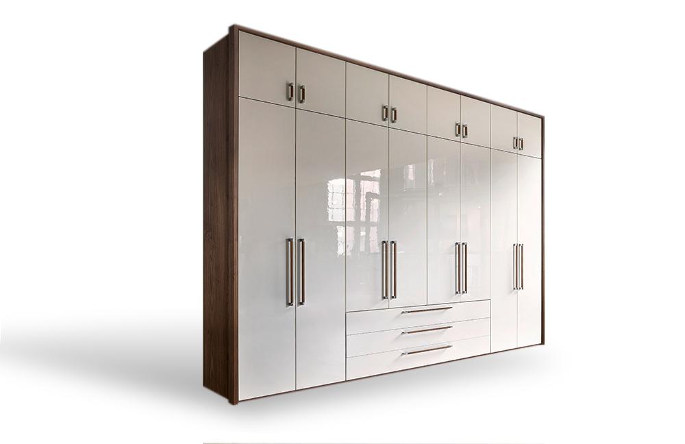 nolte m bel kleiderschrank horizont 8000 m bel letz ihr online shop. Black Bedroom Furniture Sets. Home Design Ideas