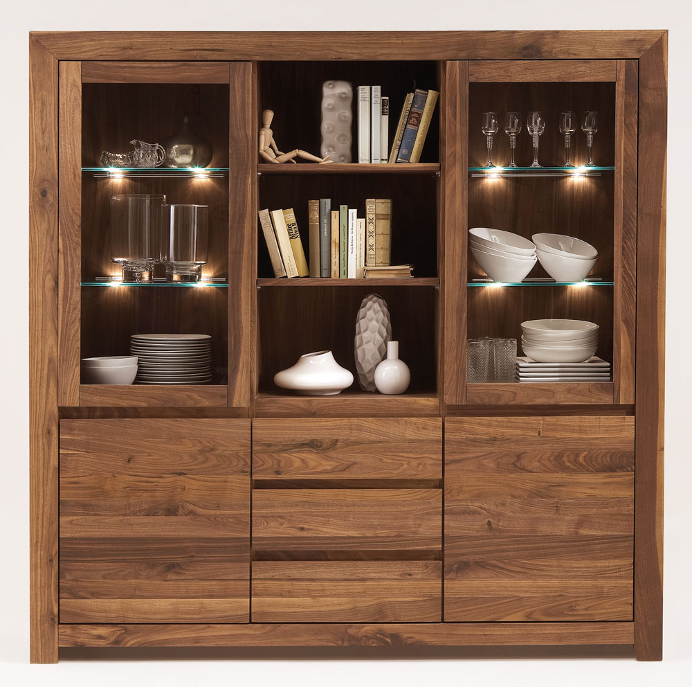 highboard tjabo von pure natur m bel letz ihr online shop. Black Bedroom Furniture Sets. Home Design Ideas