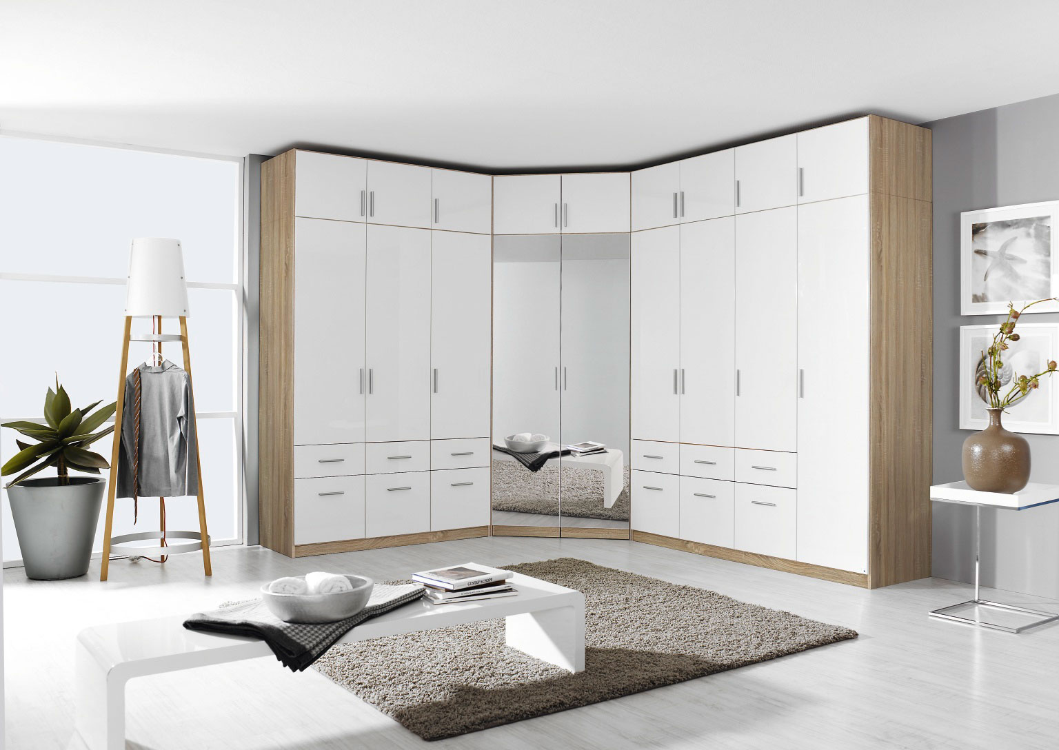 rauch celle eckschrank h he 197 cm m bel letz ihr. Black Bedroom Furniture Sets. Home Design Ideas