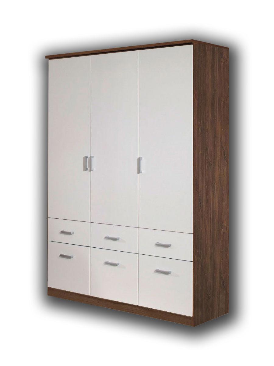 rauch bremen eiche stirling front wei m bel letz ihr. Black Bedroom Furniture Sets. Home Design Ideas