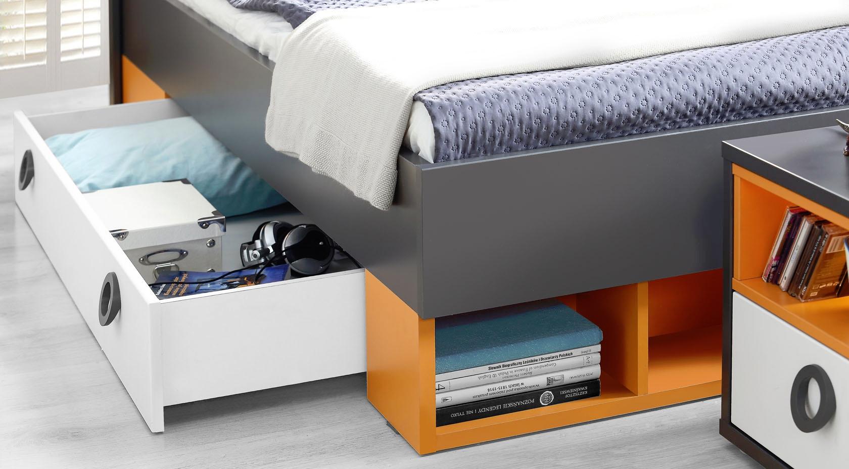 Forte colors jugendzimmer grau m bel letz ihr online shop - Jugendzimmer grau weiay ...