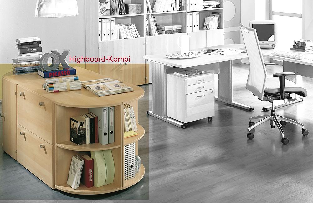 welle schreibtisch kombi kyro in ahorn m bel letz ihr online shop. Black Bedroom Furniture Sets. Home Design Ideas