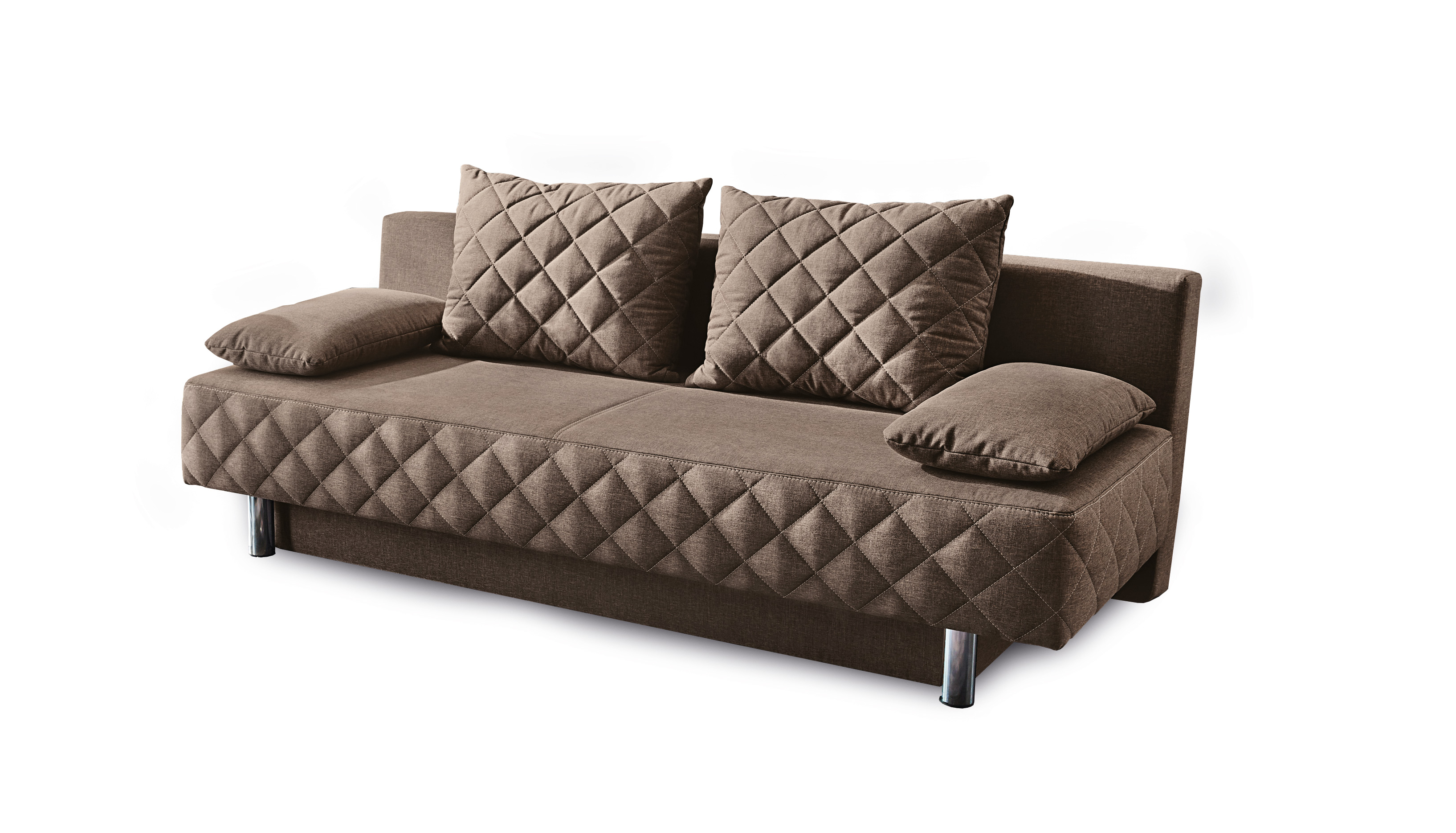 jockenh fer calvin christel schlafsofa braun m bel letz ihr online shop. Black Bedroom Furniture Sets. Home Design Ideas