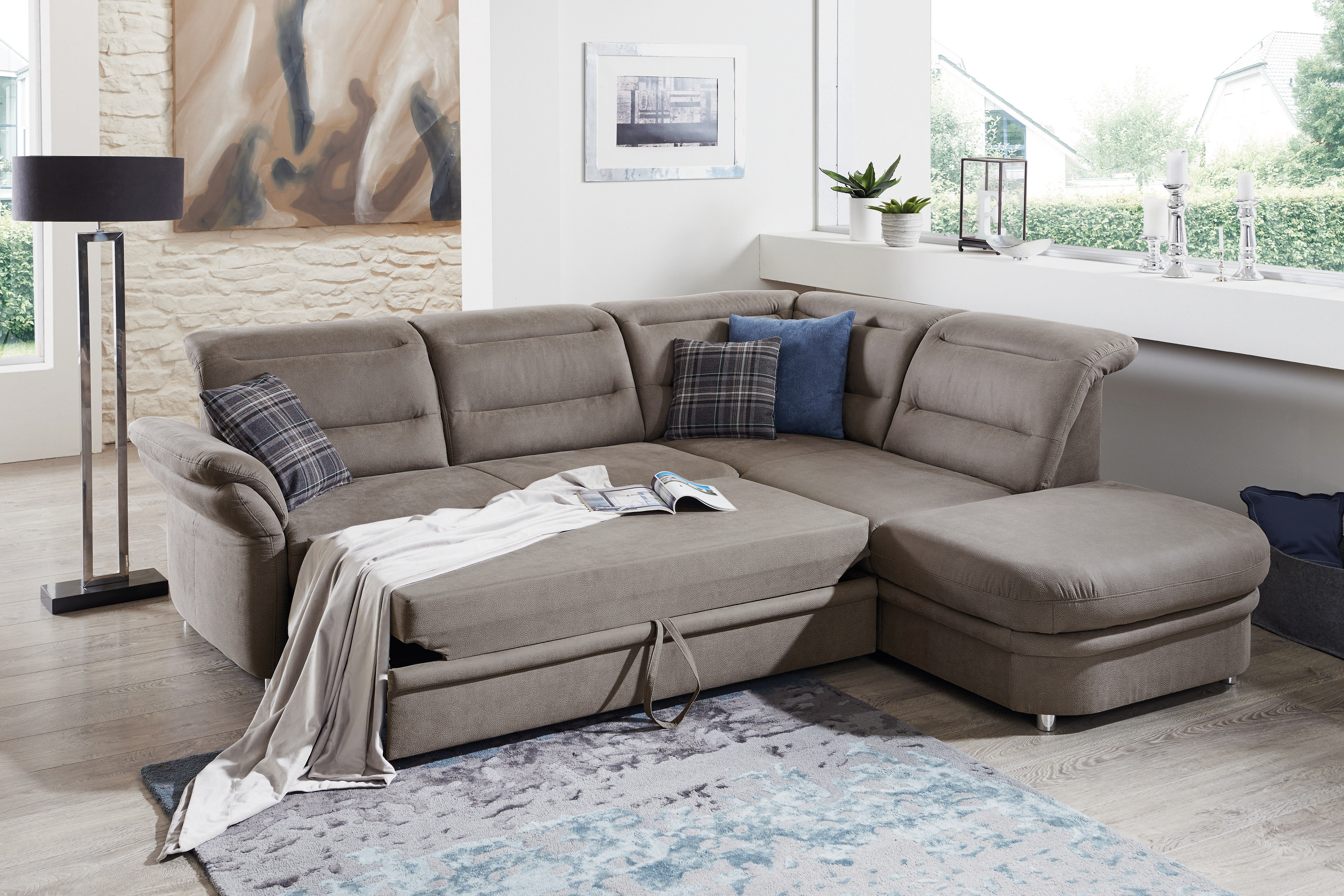 sit more bentley ecksofa braun m bel letz ihr online. Black Bedroom Furniture Sets. Home Design Ideas