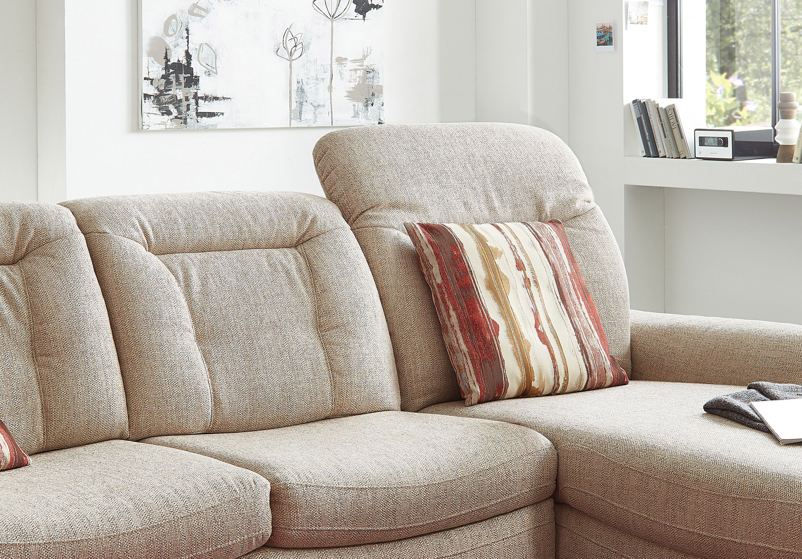 pm oelsa palermo eckgarnitur in beige m bel letz ihr online shop. Black Bedroom Furniture Sets. Home Design Ideas